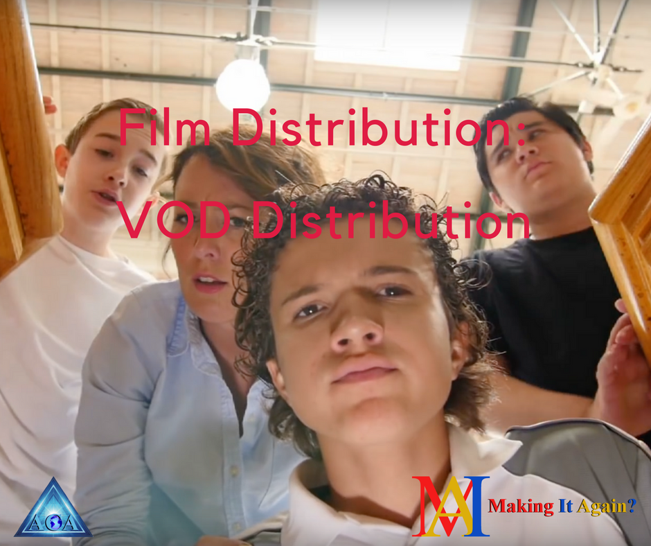 Film Distribution. VOD Distribution