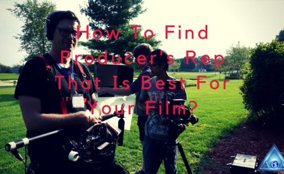 If a producer's rep or sales agent asks for a flat fee paid up front for their services, that doesn't show much confidence in your film or their ability to represent it in the best possible way.