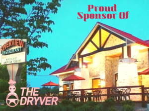 "ACA Productions is honored to announce our sponsor for the TV Series ""The Dryver"" is the River View Dinner, spectacular restaurant and the best restaurant in Montgomery, IL. #riverviewdinner #restaurant #tvseries #thedryver #acaproductions http://www.riverviewdiner.com https://www.facebook.com/RiverViewDiner/"